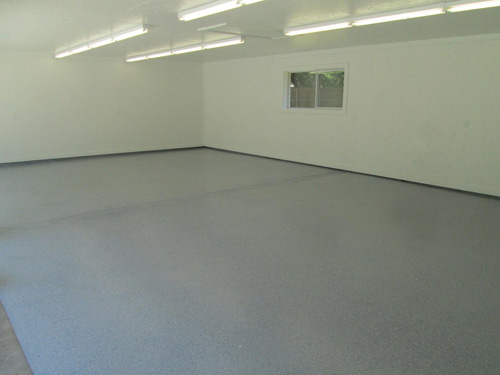 Garage Interior Finish And What S That Black Stuff On Your
