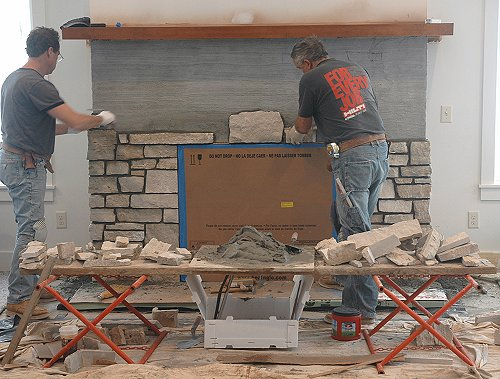 3 Important Questions To Ask Your Fireplace Contractor