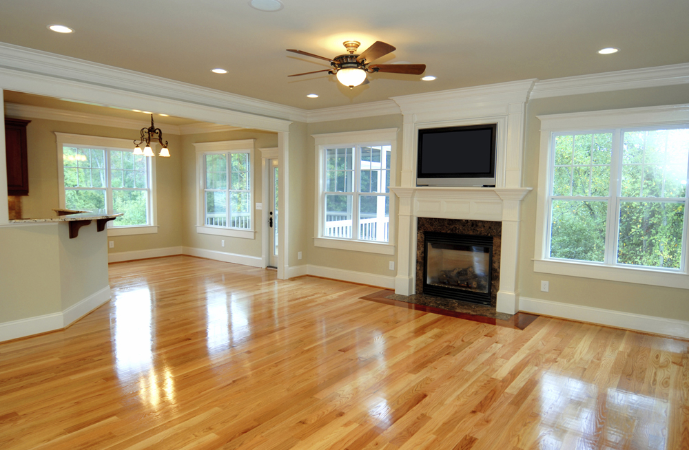 Hardwood Flooring Is One Of The Most Por Choices Among Homeowners Today Not Only Do Hardwoods Provide A Clic High End Look They Can Also Increase
