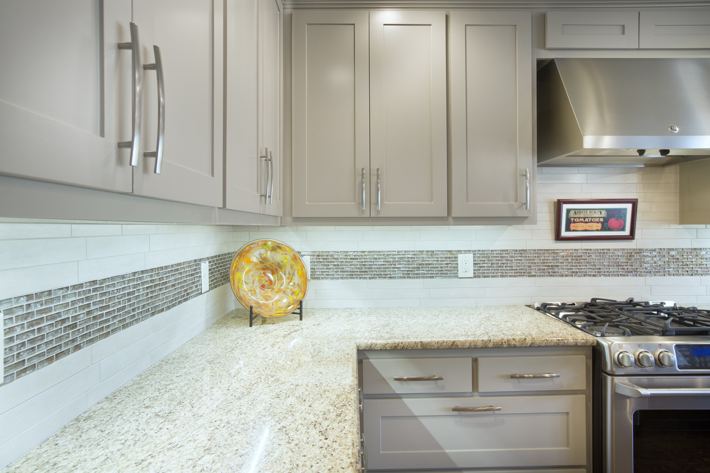 Can Backsplash Be Placed On Painted Drywall