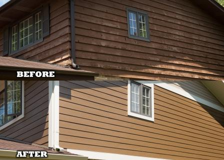 Your home s exterior siding when to replace how to Best exterior house colors for resale