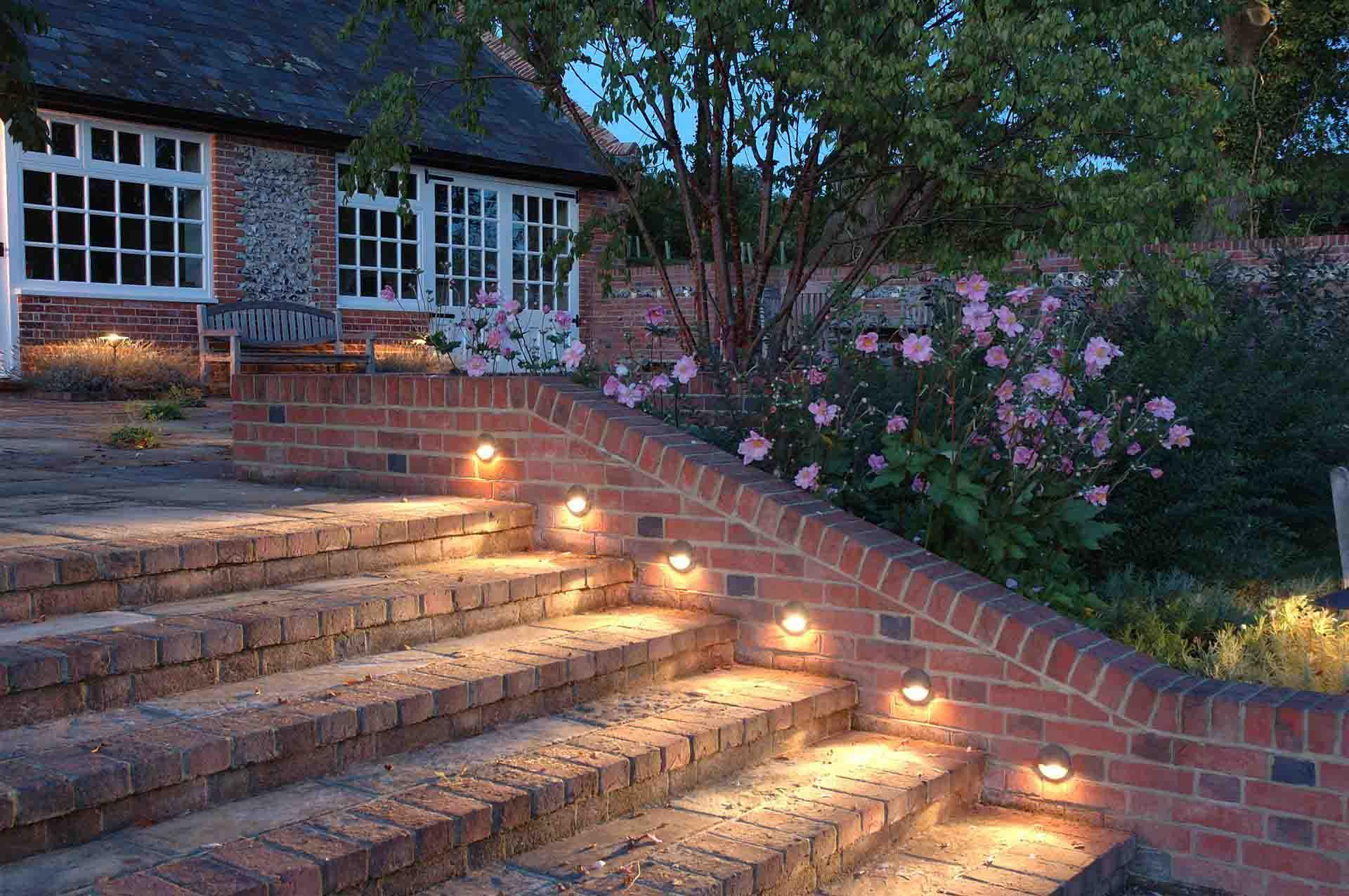 Installing Decorative Lighting Along Outdoor Walkways, Decks And Patios  Improves Visibility, Lessening The Chances That You Or Your Guests Will  Trip Or Fall ...