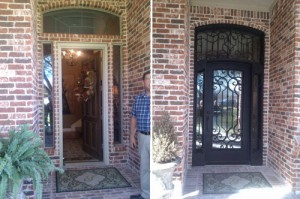 4 Benefits Of Iron Front Entry Doors Medford Remodeling