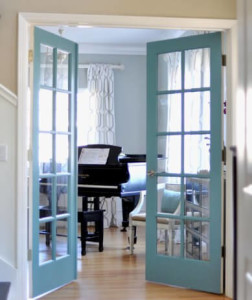 Interior French Doors Excellent Easy Steps To Install Double