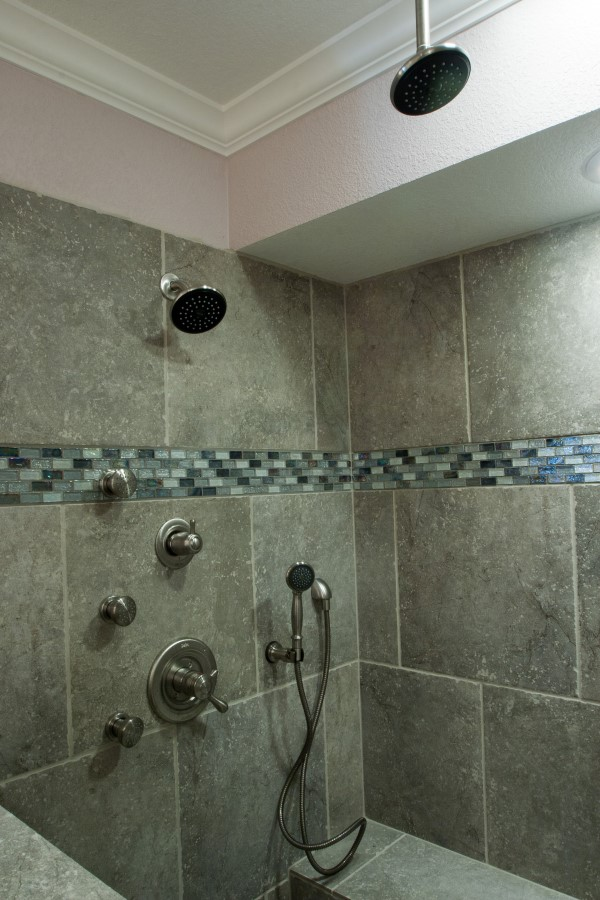 Bathroom With A Facelift