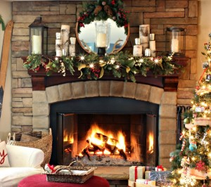 christmas home decor ideas wallpaper 7 fireplace styles to revive your living room medford 12008