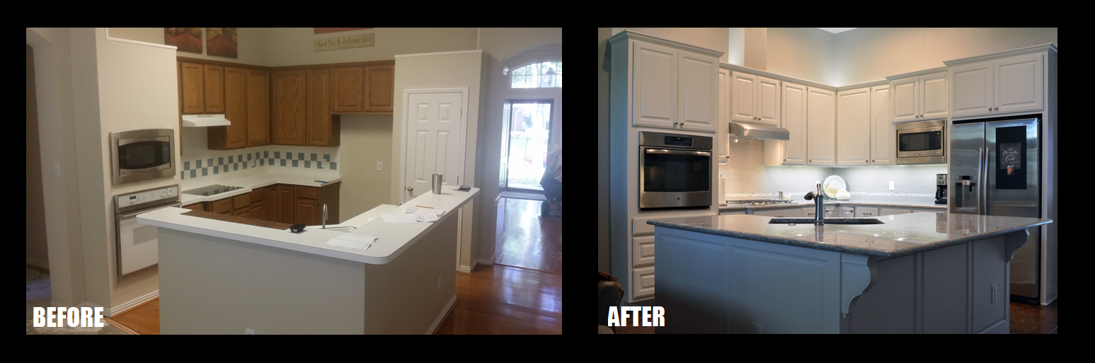 Fresh Paint New Floors And A Remodeled Kitchen Revive A 23 Year Old