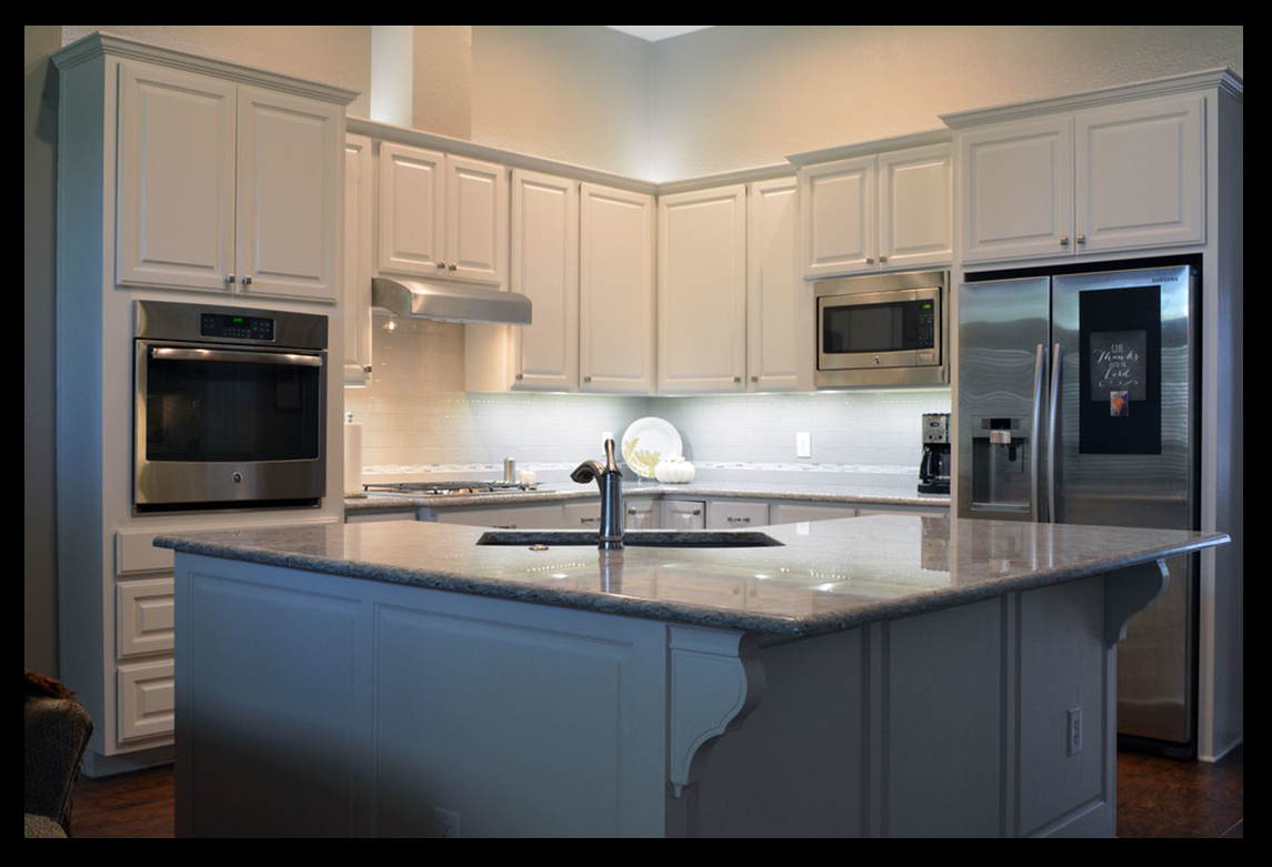 Older Home Kitchen Remodeling Fresh Paint New Floors And A Remodeled Kitchen Revive A 23 Year
