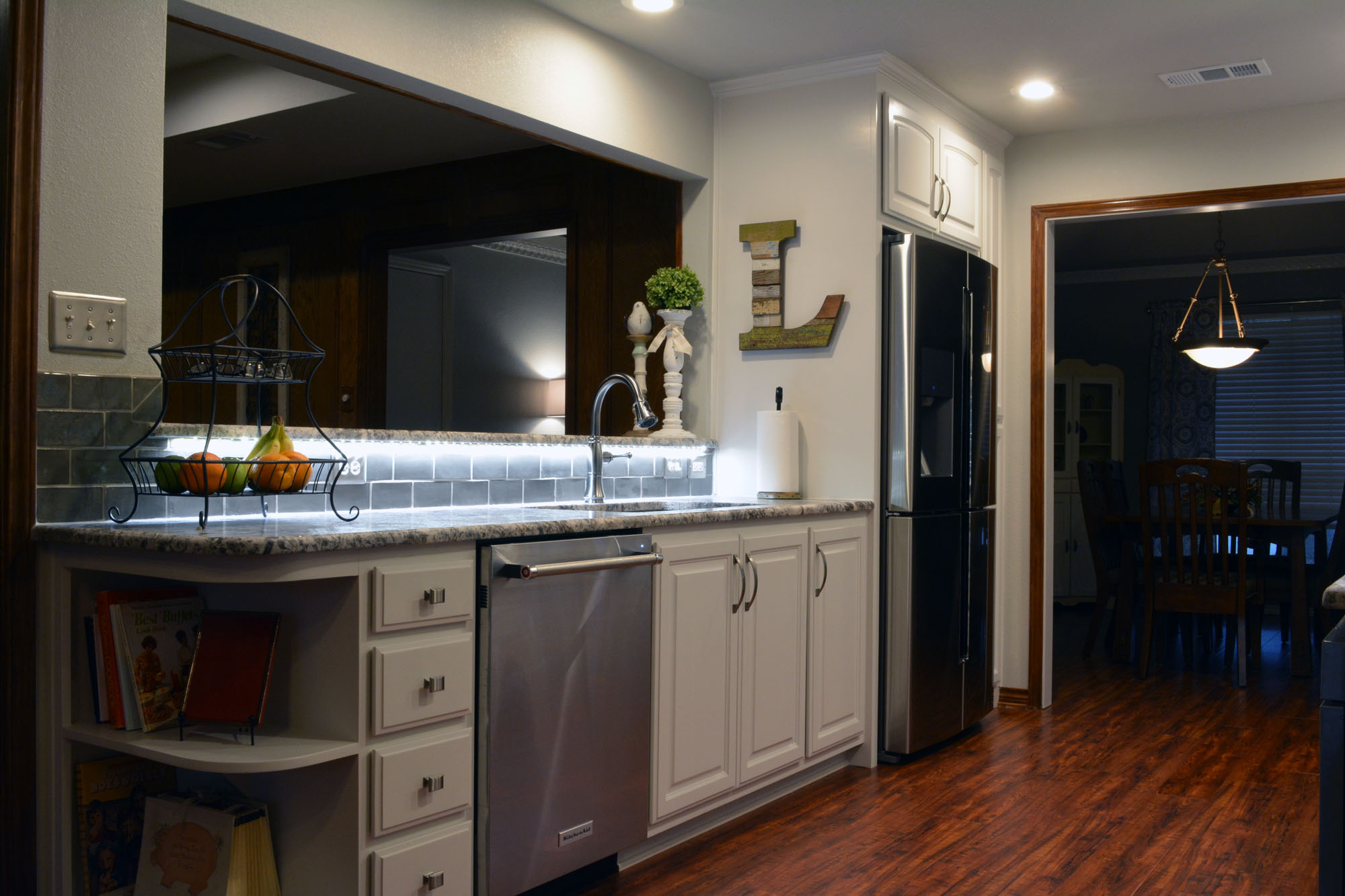 Before And After Kitchen Makeovers From Rate My E Diy
