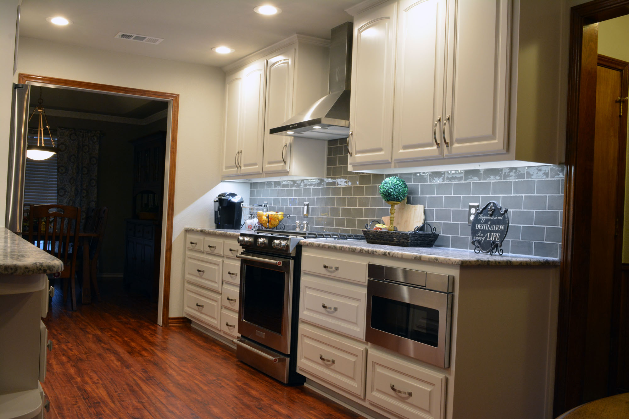 1970 S Kitchen Gets New Life Medford Design Build