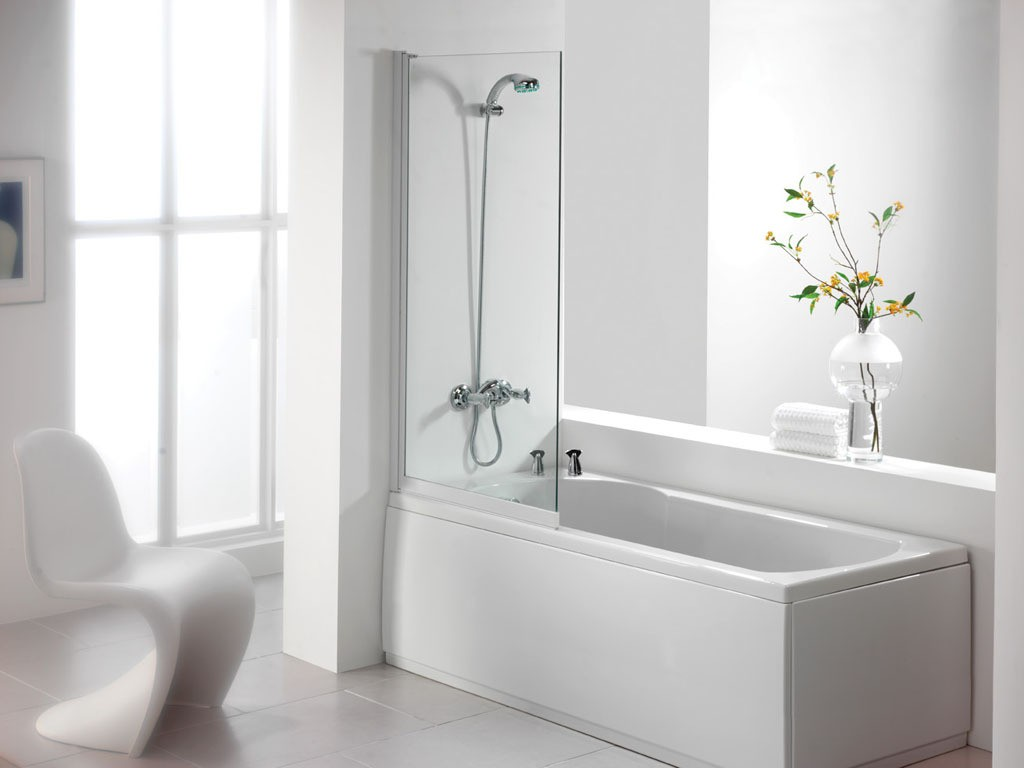 Modern bathroom showers - Modern Bathtub Shower Combo Is It Ok To Remove Your Master Bathtub