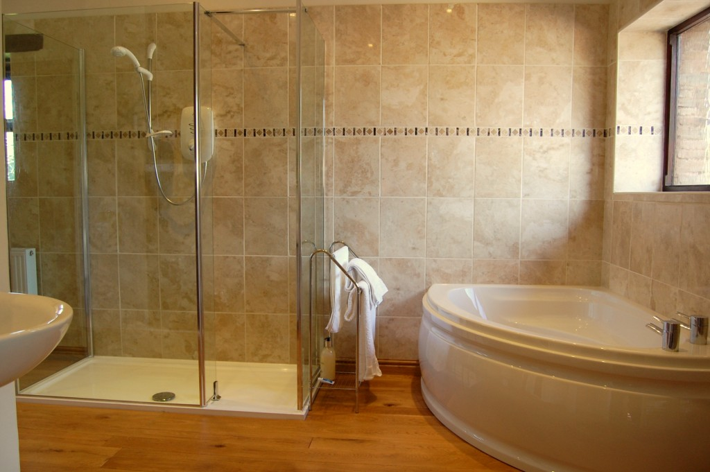 Outstanding Shower Tile Border Height With Bathroom Appealing