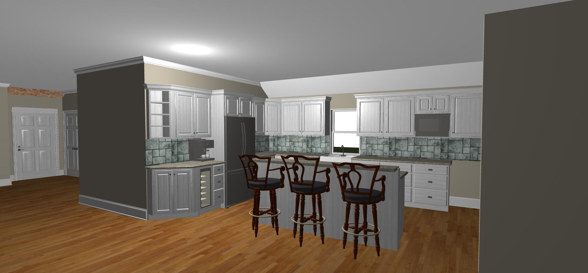 Updated Kitchen Small Kitchen Updates Make A Big Impact Medford Remodeling