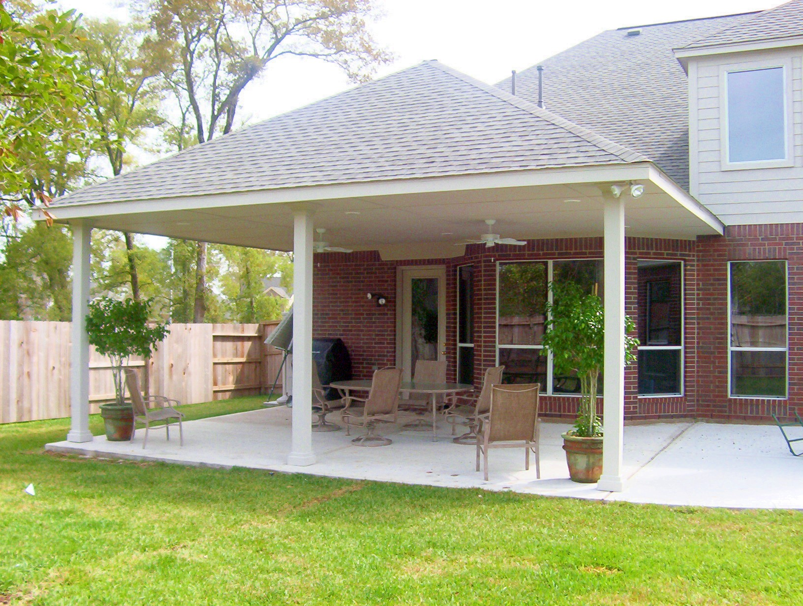 Get Your FREE Patio Cover Design Package Our April 2016
