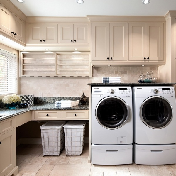 Laundry Room Counters Part - 42: Laundry Room Remodel