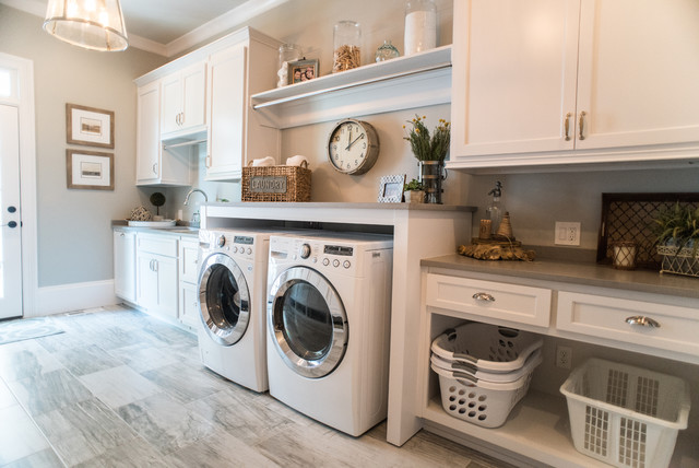 7 features to include in your laundry room remodel for Laundry room renovation