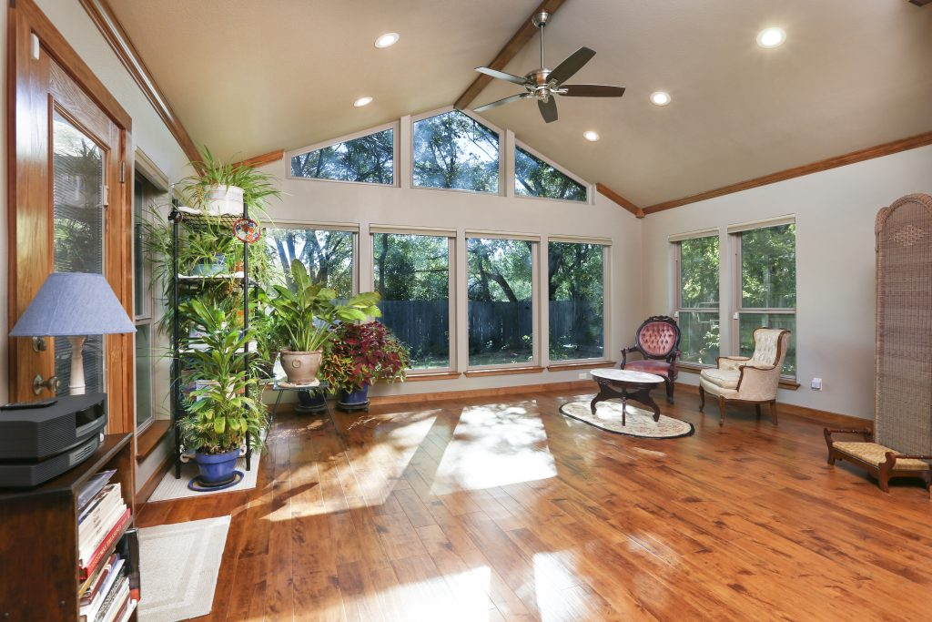 A Beautiful Sunroom Addition Medford Remodeling