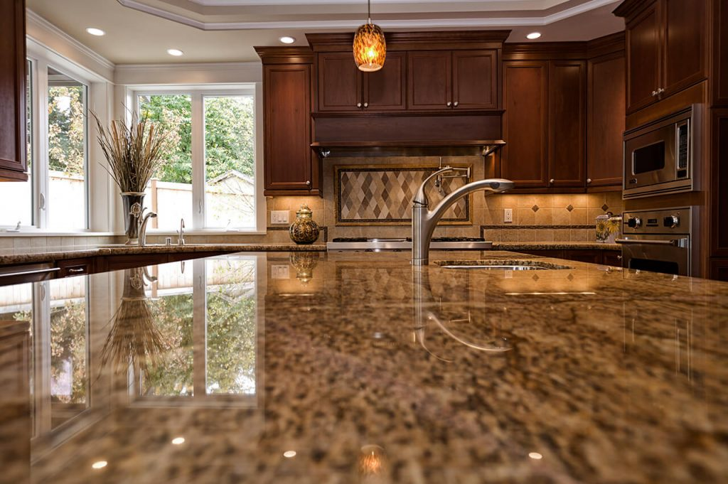 Natural Stone Kitchen Countertops. Countertops Natural Stone Vs Engineered  Stone What Is Best For Kitchen