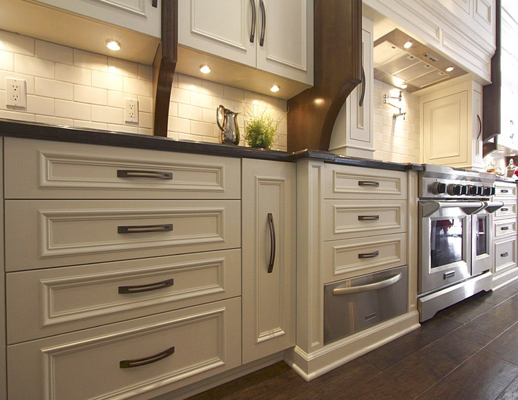 How To Add Decorative Trim To Kitchen Cabinets