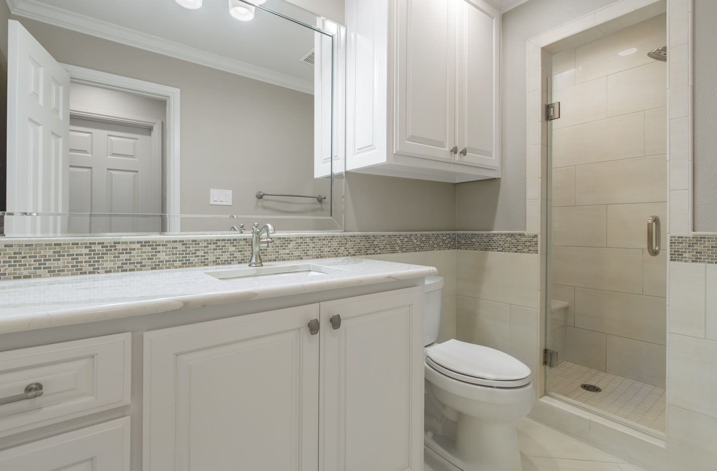 home remodel - guest bathroom