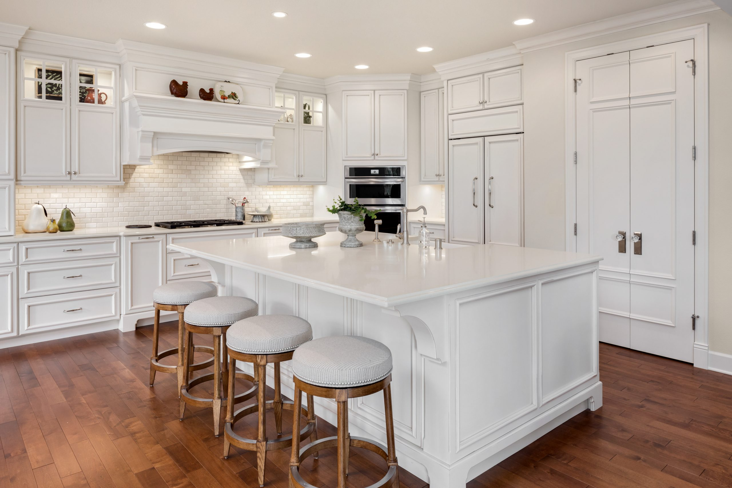 design-build kitchen