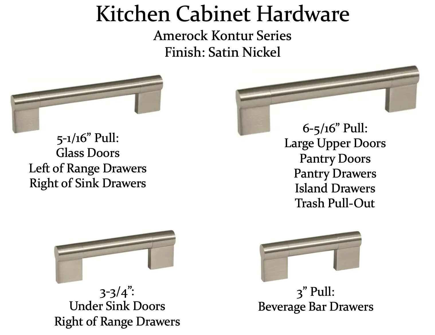 kitchen hardware