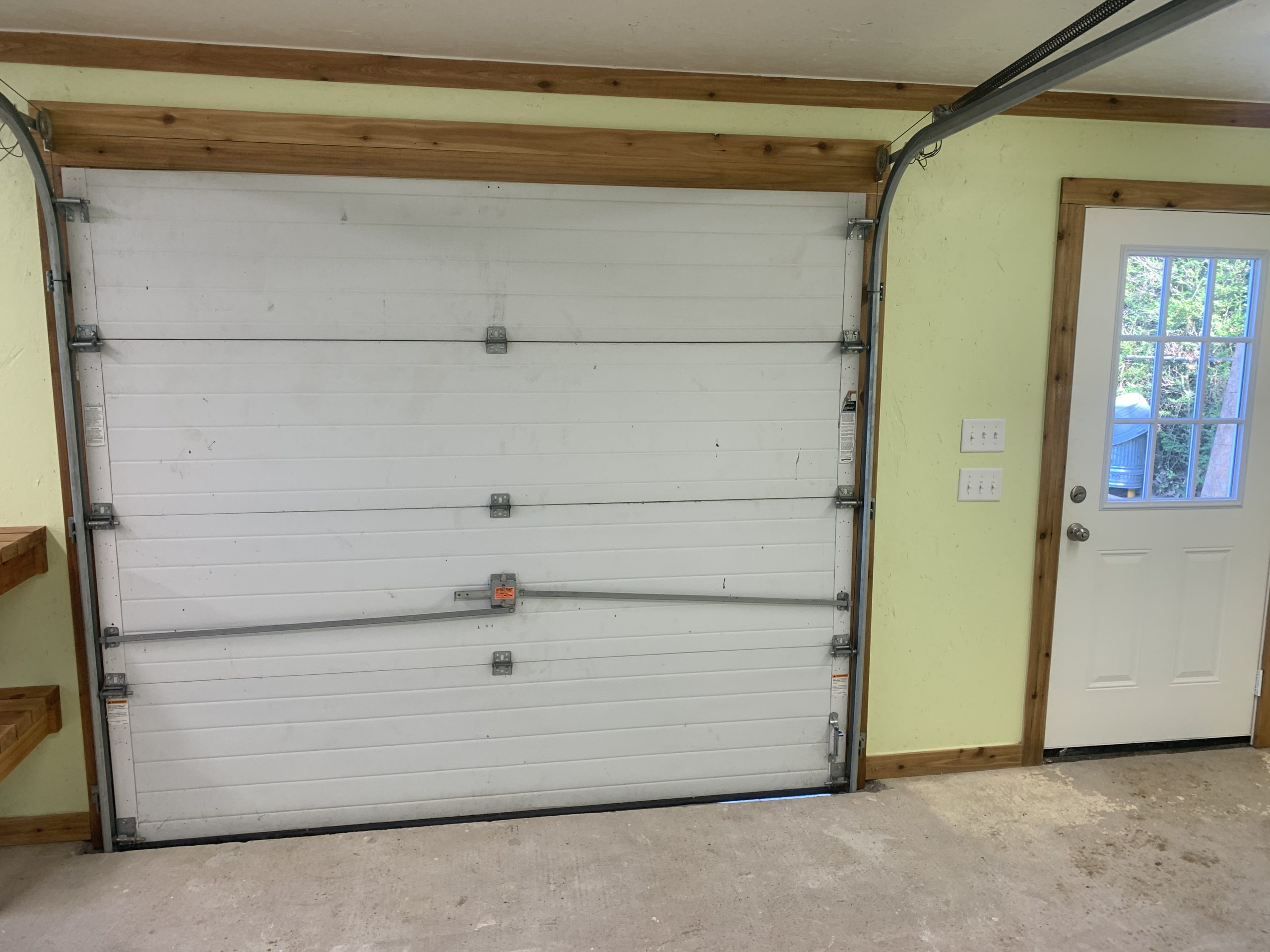 storage shed transformation